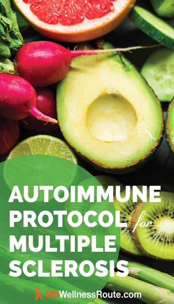 is an autoimmund diet good for ms